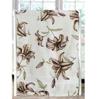 toalha-banho-felpuda-garden-tulipas-bege-buettner