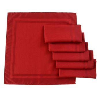 Guardanapo-vermelho-Gourmet-6-pecas-Karsten--2-