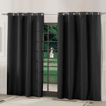 cortina-quarto-cortina-sala-Preta-elegancia-izaltex-ambientada