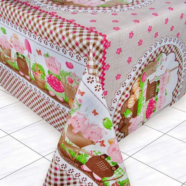 toalha-de-mesa-quadrada-termica-porquinhos