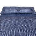 Colcha-Casal-com-Porta-Travesseiro-Luma-Joy-Azul-Indigo-Hedrons-2