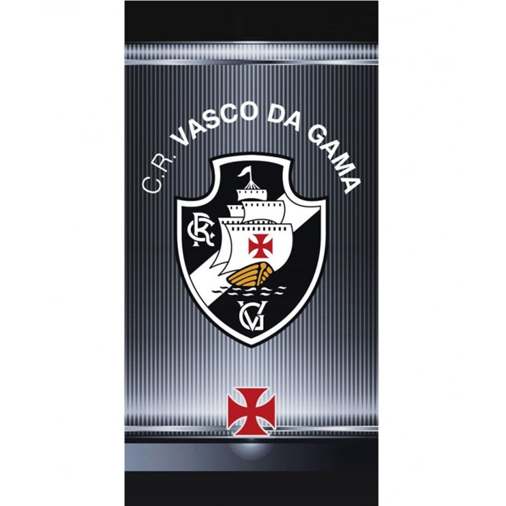 02bf1bd84d Toalha de Banho Vasco da Gama Aveludada - Dohler - ShopCama
