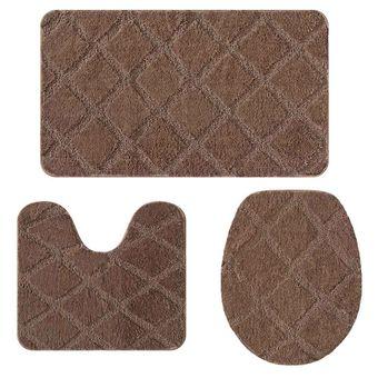 jogo-de-tapete-para-banheiro-3-pecas-caricia-chocolate-jolitex