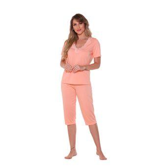 pijama-feminino-capri-malha-salmao-senilha-6000-GG