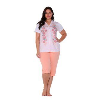 pijama-feminino-capri-Salmao-senilha-P