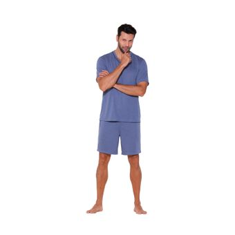 pijama-masculino-shorts-malha-azul-senilha-6020-G