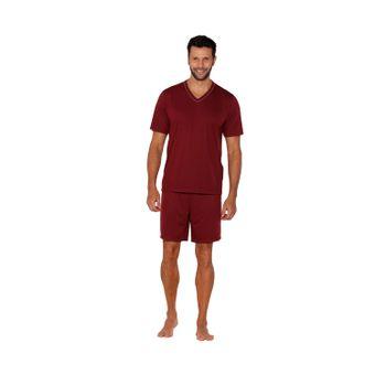 pijama-masculino-shorts-malha-vinho-senilha-6020-M