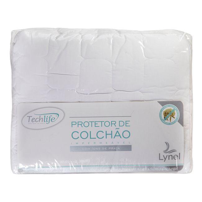 Protetor-de-Colchao-Lynel-Casal-Impermeavel-Tech-Life-40cm