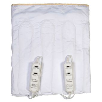Lencol-Termico-Casal-220v-Sonotherm-com-2-Anos-de-Garantia