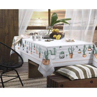 toalha-de-mesa-retangular-Karsten-cactos-suculentas-1