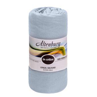Lencol-Avulso-King-Altenburg-Malha-In-Cotton-azul-bali
