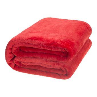 cobertor-de-plush-hedrons-vermelho