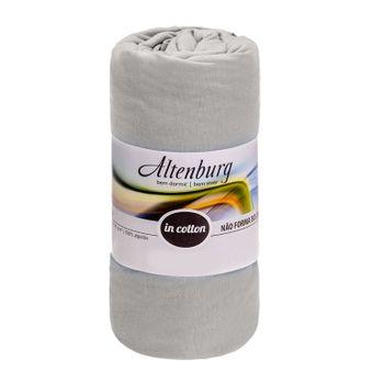 Lencol-Avulso-King-Altenburg-Malha-In-Cotton-greige