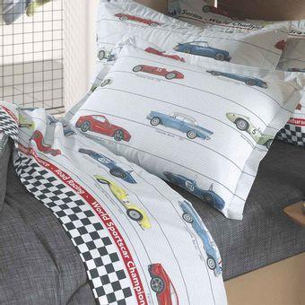 jogo-de-cama-infantil-karsten-carros-zoom-shopcama