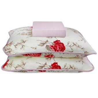 Jogo-de-Cama-Casal-3-Pecas-BBC-Textil-Bege-ShopCama