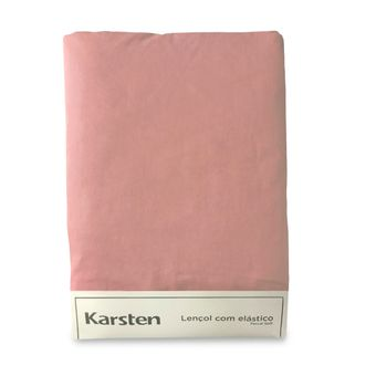 Lencol-Avulso-Casal-Rosa-Karsten-180-Fios-