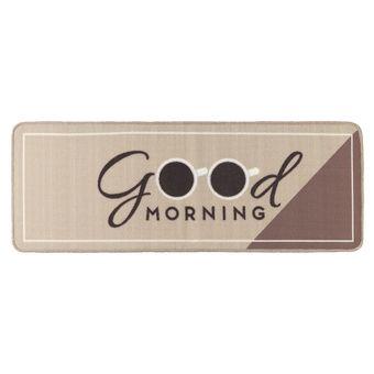 Tapete-Passadeira-para-cozinha-Menu-Jolitex-Good-Morning