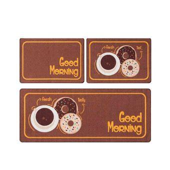 Jogo-de-Tapetes-para-Cozinha-3-Pecas-Jolitex-Gourmet-Good-Morning