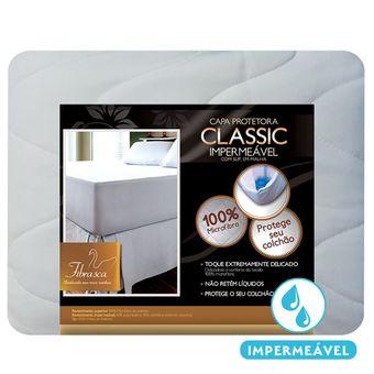 Protetor-de-Colchao-Impermeavel-Solteiro-Fibrasca-Classic-Matelasse-Branco-Embalagem
