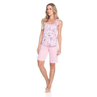 Pijama-Feminino-Verao-Senilha-Regata-e-Shorts-6275-Rosa-XXG3