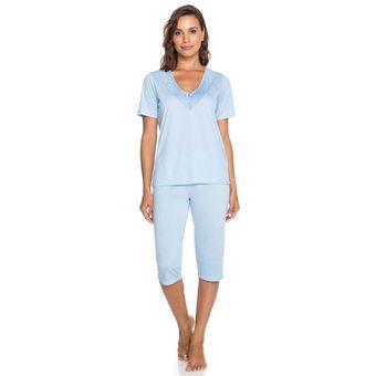 Pijama-Feminino-Capri-Senilha-6276-Azul-M