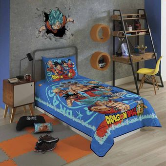 Colcha-Infantil-Dragon-Ball-Lepper