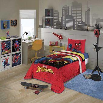 Edredom-Infantil-Spider-Man-Lepper
