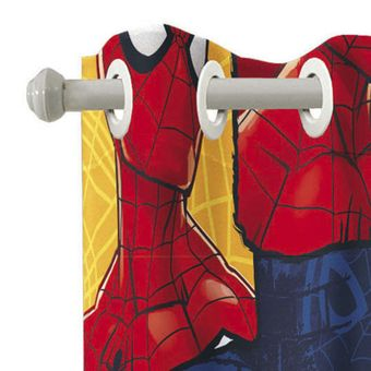 Cortina-Infantil-Spider-Man-Lepper-
