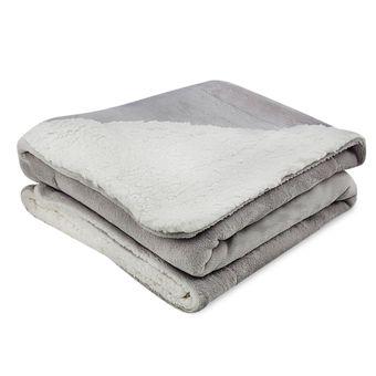 Cobertor-para-bebe-com-Sherpa-Sultan-Dove-ShopCama
