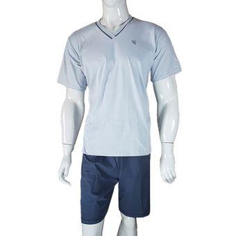 Pijama-Masculino-Tamanho-M-Pzama-600192-Lunar-ShopCama