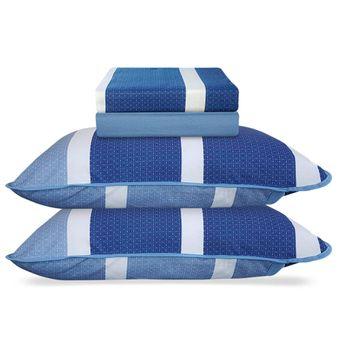 Roupa-de-Cama-Queen-Size-4-Pecas-Malha-Azul-Marinho-20-BBC-Textil-ShopCama