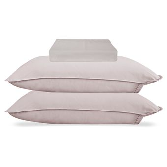 Jogo-de-Cama-Queen-Size-3-Pecas-BBC-Textil-Estampa-Rose-Liso