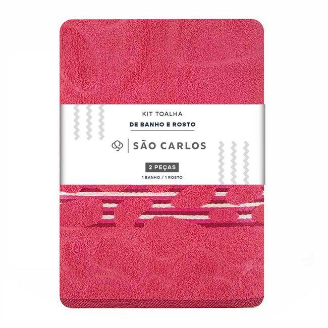 Jogo-Toalhas-de-Banho-Sao-Carlos-Soleil-2-Pecas-Pink
