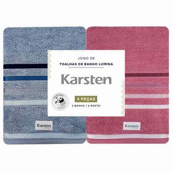 Jogo-de-Banho-Karsten-4-Pecas-Lumina-Rosa-e-Azul