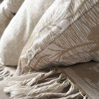 Kit-Manta-para-Sofa-3-e-2-Lugares-com-Almofadas-Mel-Floral-Imperial-Izaltex-ShopCama