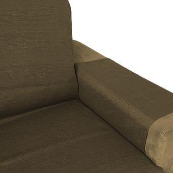 Protetor-de-Sofa-2-Lugares-Marrom-Izaltex--