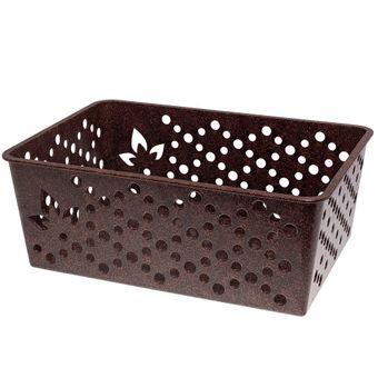 Cesto-Organizador-Medio-Imbuia-Evo---ShopCama