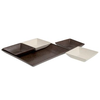 Kit-Petisqueiras-5-Pecas-Imbuia-Evo---ShopCama