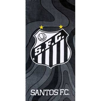 Toalha-de-Banho-Santos-Futebol-Clube-Aveludada