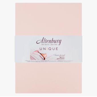 Lencol-Avulso-Queen-Size-Altenburg-180-Fios-Unique-158x198x35cm-Rosa-Pretty-embalagem