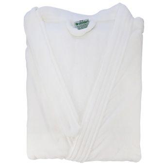 Roupao-Quimono-Dohler-Aveludado-Tamanho-GG-Branco-|-img1-|-Shopcama