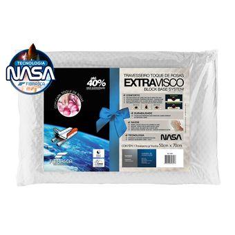 Travesseiro-Nasa-Toque-de-Rosas-Extra-Visco-Block-Base-System-Fibrasca-|-ShopCama
