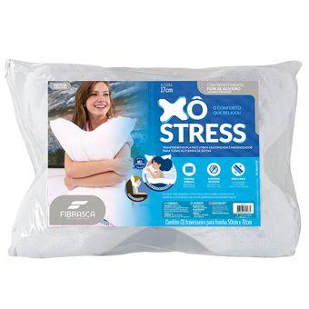 Travesseiro-Xo-Stress-com-Gomos-Massageadores-Fibrasca-|-ShopCama
