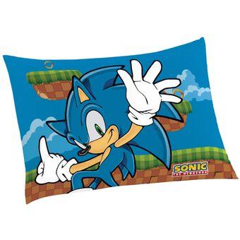 Fronha-Infantil-Sonic-Lepper-|-ShopCama