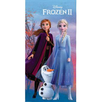 Toalha-de-Praia-Infantil-Frozen-Lepper-|-ShopCama