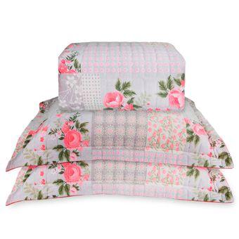 Colcha-Casal-Malha-BBC-Textil-3-Pecas- -ShopCama