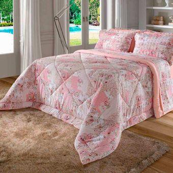 Edredom-Queen-Size-em-Malha-BBc-Textil-Rosa-Modelo-09-|-ShopCama