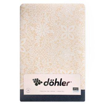 Toalha-de-Mesa-Retangular-6--lugares-Dohler-Clean-Eliete-|-ShopCama