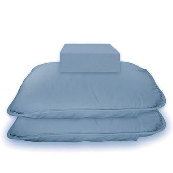 Jogo-de-Cama-Queen-Size-Hedrons-3-Pecas-Malha-Azul-Ibiza|-Shopcama