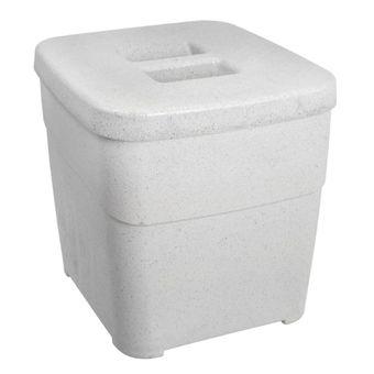 Lixeira-Marfim-19x20x22cm-Evo-Produtos-Sustentaveis